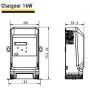 Chargeur 36V 1kW 16A LifeTech