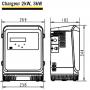 Chargeur 36V 3kW 60A LifeTech