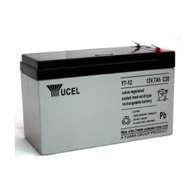 Batterie plomb AGM Yuasa Y7-12