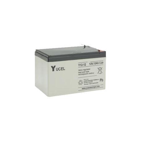 Batterie plomb AGM Yuasa Y12-12