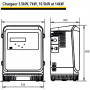 Chargeur 48V 10.5kW 140A LifeTech