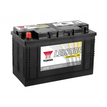 Yuasa L35-90 / 12V 90Ah