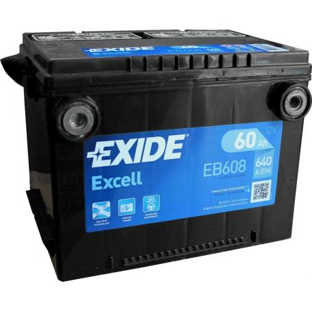 Batterie démarrage EB608 US/Américaine