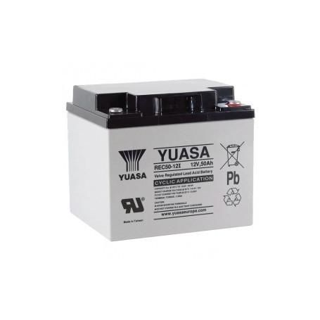 Batteries véhicules électriques Yuasa REC50-12