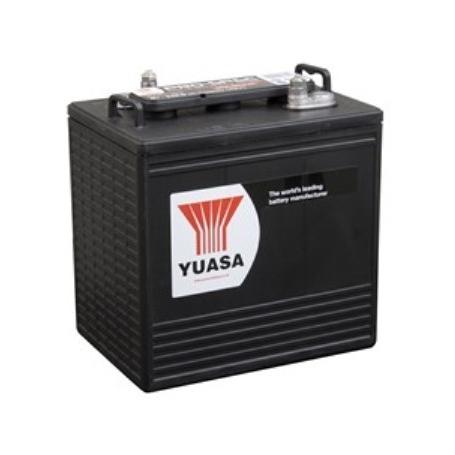 Batterie traction autolaveuse Yuasa DCB105-6 / 6V 225Ah