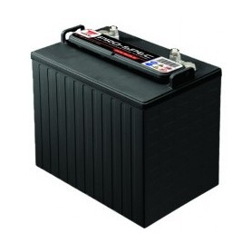 Batterie tarction autolaveuseYuasa DCB875-8 / 8V 170Ah