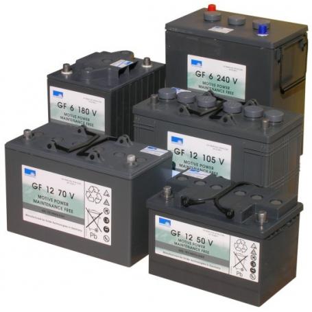 Batterie traction autolaveuse Sonnenschein GF06180V / 6V 180Ah