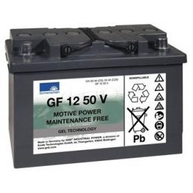 Batterie traction autolaveuse Sonnenschein GF12050V / 12V 50Ah