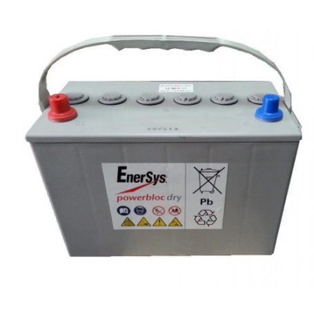 Batterie traction autolaveuse Enersys 12MFP77