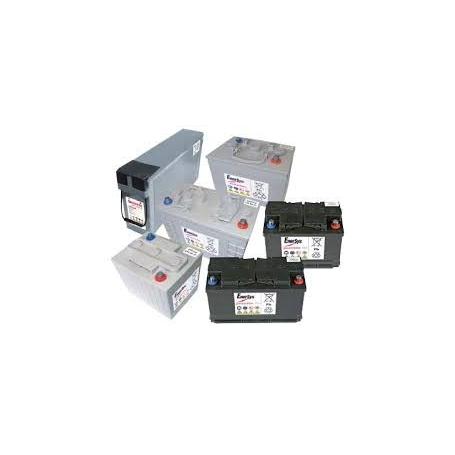Batterie traction autolaveuse Enersys 12TP110