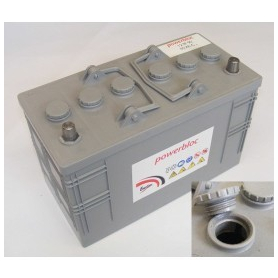 Batterie traction autolaveuse Enersys 12TP90