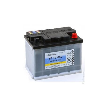 Batterie traction autolaveuse Sonnenschein FF12050 / 12V 62Ah