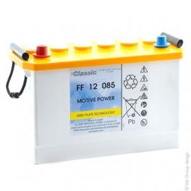 Batterie traction autolaveuse Sonnenschein FF12085 / 12V 110Ah