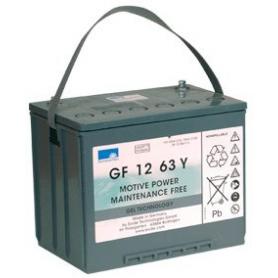 Batterie traction fauteuils roulants Sonnenschein GF12063Y / 12V 70Ah