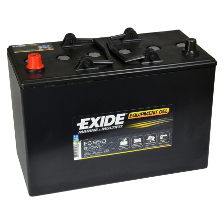 Batterie camping car Exide ES950
