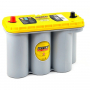 Batterie camping car Optima Jaune YTS5.5