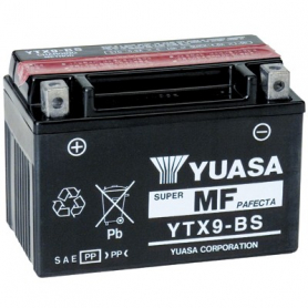 Batterie moto Yuasa YTX9BS