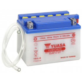 Batterie moto Yuasa YB4LB