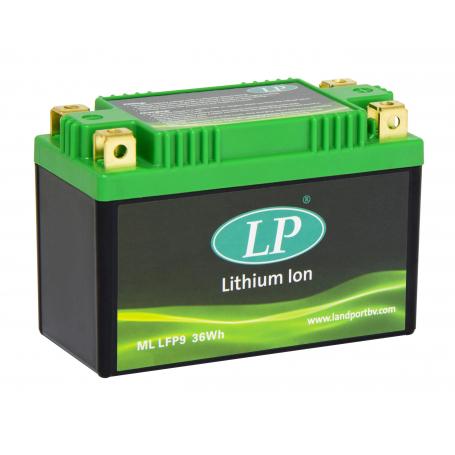 Batterie moto LandPort LFP9