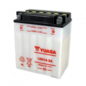 Batterie moto Yuasa 12N143A