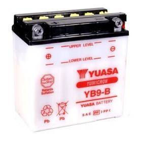 Batterie moto Yuasa YB9B