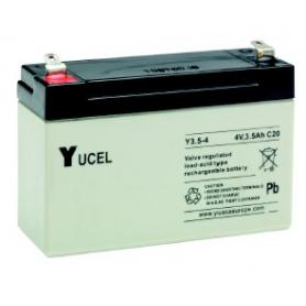 Batterie plomb AGM Yuasa Y3.5-4