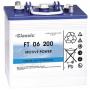 Batterie traction autolaveuse Sonnenschein FT06200 / 6V 235Ah