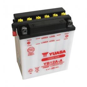 Batterie moto Yuasa YB12AA