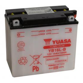 Batterie moto Yuasa YB16LB
