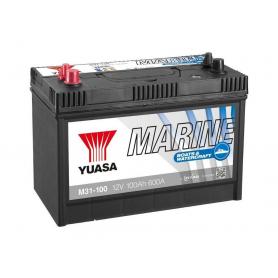 Yuasa M31-100 / 12V 100Ah