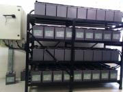 Montage Batteries Redresseurs et Elévateurs