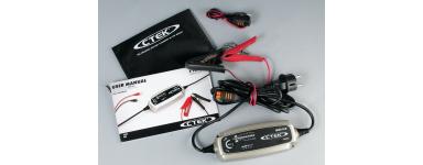 Chargeur pour différents types de batterie